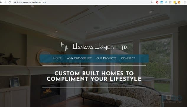 Vancouver Langley website design and development